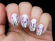 20 flower nail art ideas floral manicures for spring and