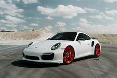 porsche turbo felgen white porsche 911 turbo s adv07r m v2 cs series