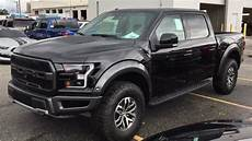 2018 ford f150 raptor shadow black walk around