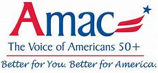 amac logo amac the voice of quot the silenced majority quot amac us