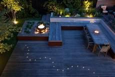 Terrasse Led Beleuchtung - led gartenbeleuchtung 50 ideen f 252 r zauberhafte lichteffekte