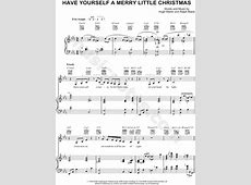 have yourself a merry little christmas music