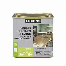 vernis cuisine et bain luxens satin incolore 0 75l
