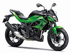 kawasaki is out with its new 125cc and z babies