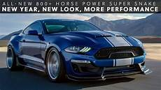 All New Shelby Snake
