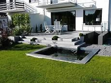 Terrasse Hanglage Modern Mit Uncategorized Moderne