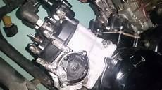 motor tzr 250 na rd350 modificada