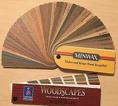 minwax woodscapes stain sherwin williams paint color fan deck swatch design ebay