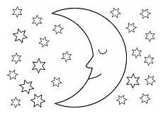 malvorlagen sternenhimmel ausmalbilder himmel weltraum raumfahrt sonne mond sterne