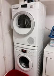 Kann Die Waschmaschine Auf Den Trockner Stellen