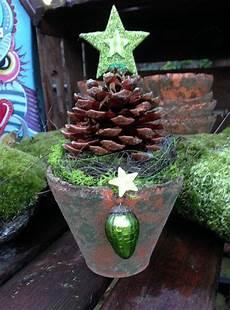Weihnachtsdeko Zapfen Kunstbedarf24 Auf Dawanda