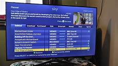 The Whats On My Sky 2tb Hd Planner Tv Shows Nov