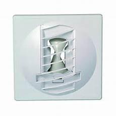 bouche aération salle de bain aldes bouche d extraction autor 233 glable bap color d 233 bit d