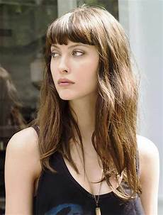Hairstyles With Fringe go gala with fringe hairstyles muvicut hairstyles for