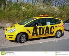 Adac Service Auto Redaktionelles Stockfotografie Bild