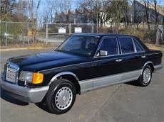 how does cars work 1988 mercedes benz s class parking system 1988 mercedes benz 560 series 560sel 139 400 miles black 5 6l automatic for sale mercedes benz