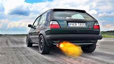 Vw Golf Vr6 - best vw vr6 turbo sound compilation golf 1 2 3 jetta