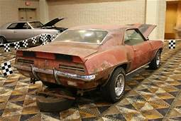Barn Find Muscle Car Collector Classic