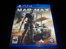 mad max ps4 replacement no mad max playstation 4 ps4 100