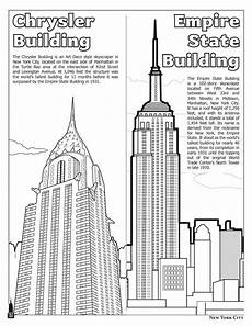 coloring books new york city the big apple coloring book