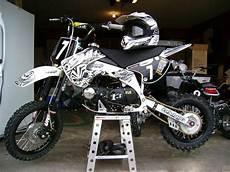 Modifikasi Kawasaki Klx by 40 Gambar Modifikasi Kawasaki Klx 150 Keren Terbaru
