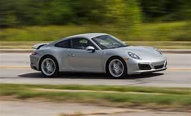 2017 Porsche 911 Carrera 4 PDK Automatic Test  Review
