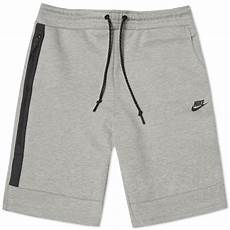 nike tech fleece grey black