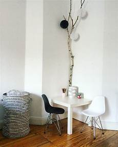 Holz Deko Kinderzimmer - 35 ideen f 252 r birkenstamm deko bringen sie die natur in