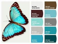 creatures in nature could inspire your next paint color palette in 2019 paint color palettes
