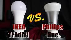 philips hue vs ikea tr 229 dfri welke komt als beste uit de