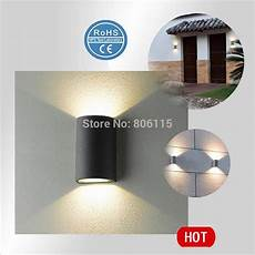 high power 14w cob led spot light up and down 2x7w cob led wall l dimmable indoor outdoor