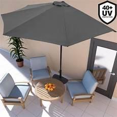 bol balkon parasol halve parasol muur parasol