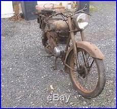 carte grise moto 125 moto de collection motobecane 125 d45s 1952 avec carte