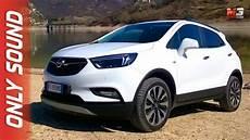 New Opel Mokka X 4x4 2017 Test Drive Only Sound