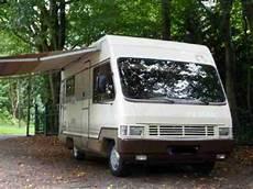 Wohnmobil Integriert 1993 Servo 95ps Td Hu
