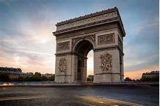 Arc De Triomphe Monument In Thousand Wonders