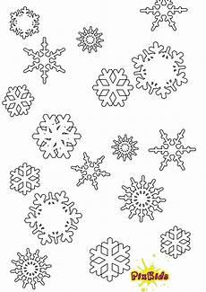 Malvorlagen Schneeflocken Ausdrucken Ausmalbild Schneeflocke Kostenlose Malvorlage