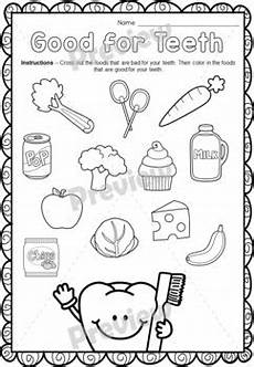 dental health care activities worksheets crafts by poppins
