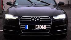 audi a6 facelift 2015 led frontscheinwerfer