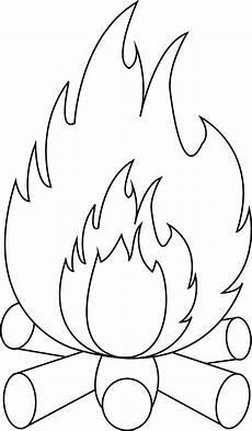 feu dessin le feu de c tipirate