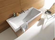 image 3 of duravit vero ended rectangle bathtub