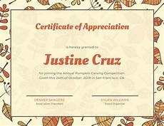 farewell card templates cdr customize 89 appreciation certificate templates
