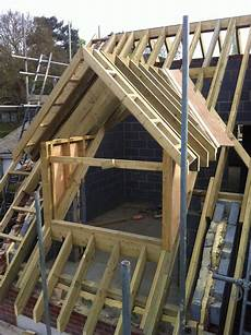 Pitched Roof Dormer Construction by Dormer Loft Conversions And Installation In Surrey A
