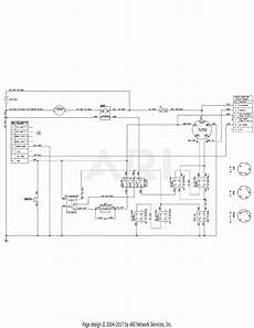 troy bilt 17arcacs011 mustang 42 xp 2014 parts diagram for wiring harness