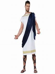 Costume Dieu Grec Disfraz Hombre Griego Toga Choco Choco Disfraces