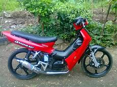 Yamaha Crypton Modif by Dunia Modifikasi Kumpulan Foto Modifikasi Yamaha Crypton