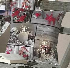 led kissen m beleuchtung fotodruck weihnachten dekokissen