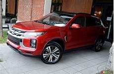 the redesigned 2020 mitsubishi rvr debuts in canada car