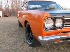 Find Used 1969 PLYMOUTH ROADRUNNER VITAMIN C 383 4 SPEED