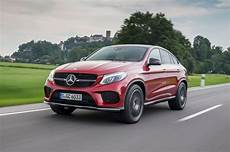 2016 Mercedes Gle Coupe Drive Review Motor Trend
